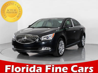 Used BUICK LACROSSE 2014 WEST PALM LEATHER