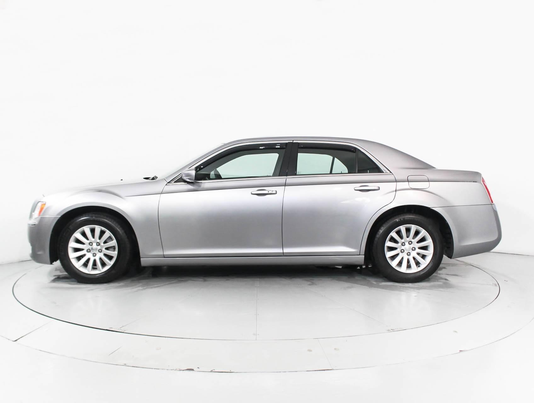 Used 2014 Chrysler 300 Touring Sedan For Sale In Miami Fl 89574