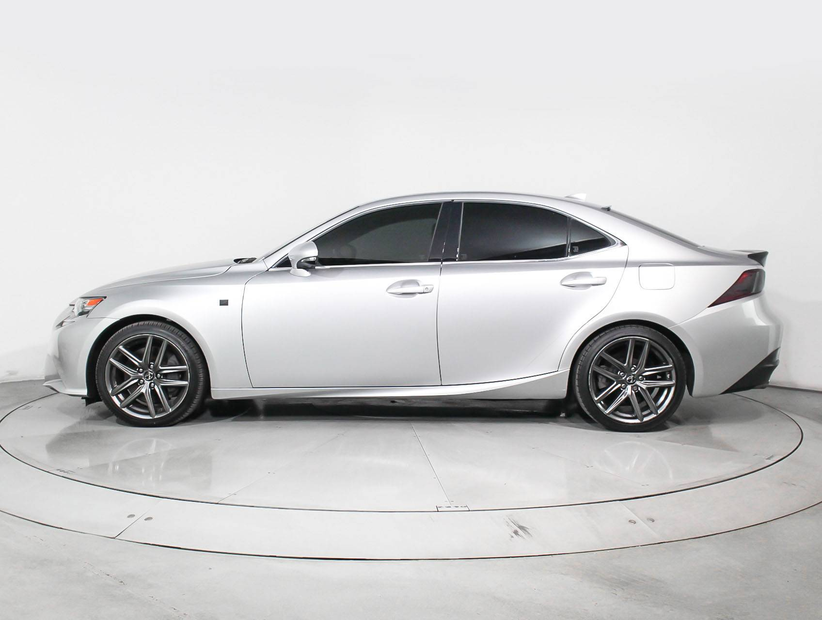 Used 2016 Lexus Is 200t F Sport Sedan For In Hollywood Fl 89598 Florida Fine Cars