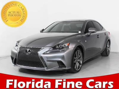 Used LEXUS IS-350 2014 HOLLYWOOD F Sport