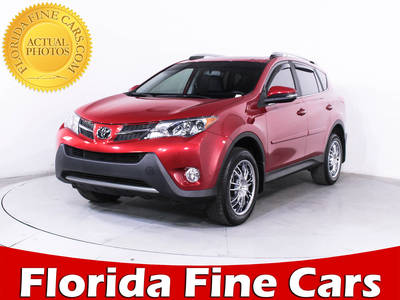 Used TOYOTA RAV4 2013 MIAMI LIMITED