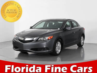 Used ACURA ILX 2013 WEST PALM