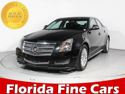 Used CADILLAC CTS 2011 MIAMI BASE