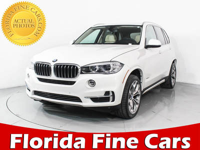 Used BMW X5 2015 MARGATE Xdrive35i Sport