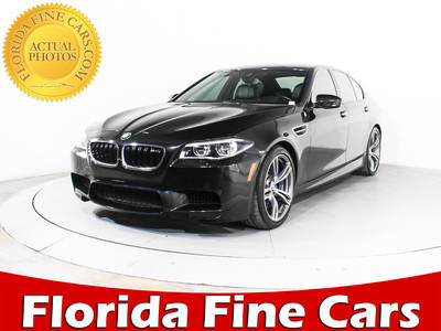 Used BMW M5 2015 MARGATE