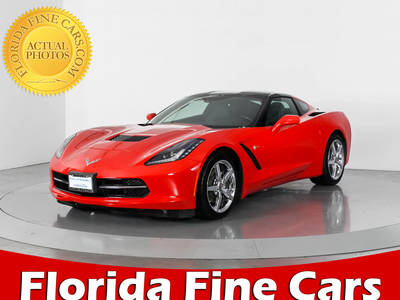 Used CHEVROLET CORVETTE 2014 WEST PALM STINGRAY 1LT