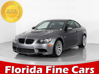 Used BMW M3 2013 WEST PALM COMPETITION PACKAGE