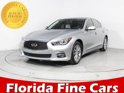 Used INFINITI Q50 2014 MIAMI Awd