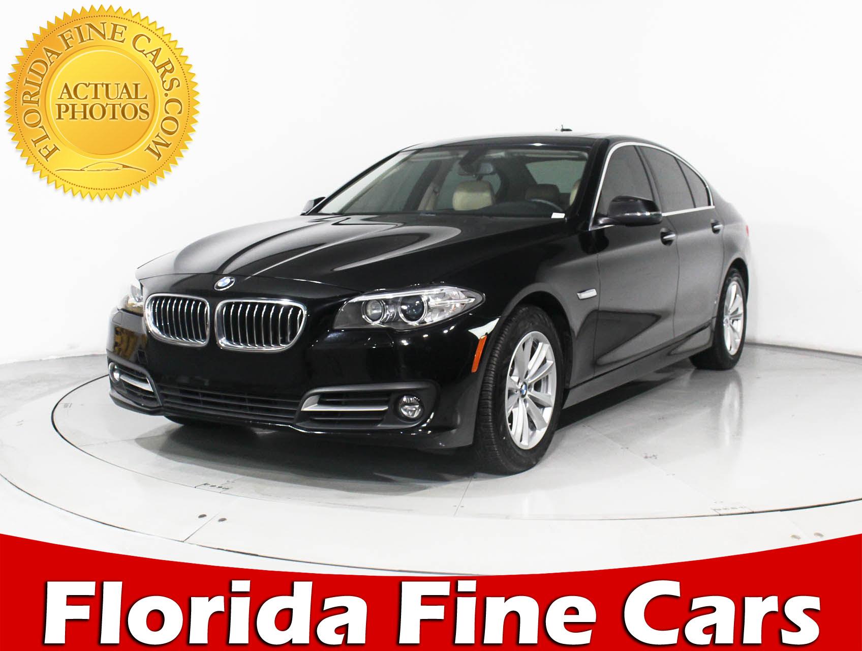 Used 2015 Bmw 5 Series 528i Sedan For Sale In Miami Fl 89924 Florida Fine Cars