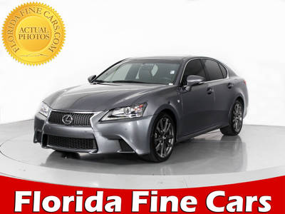 Used LEXUS GS-350 2013 WEST PALM F Sport