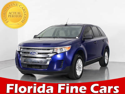 Used FORD EDGE 2013 WEST PALM SE