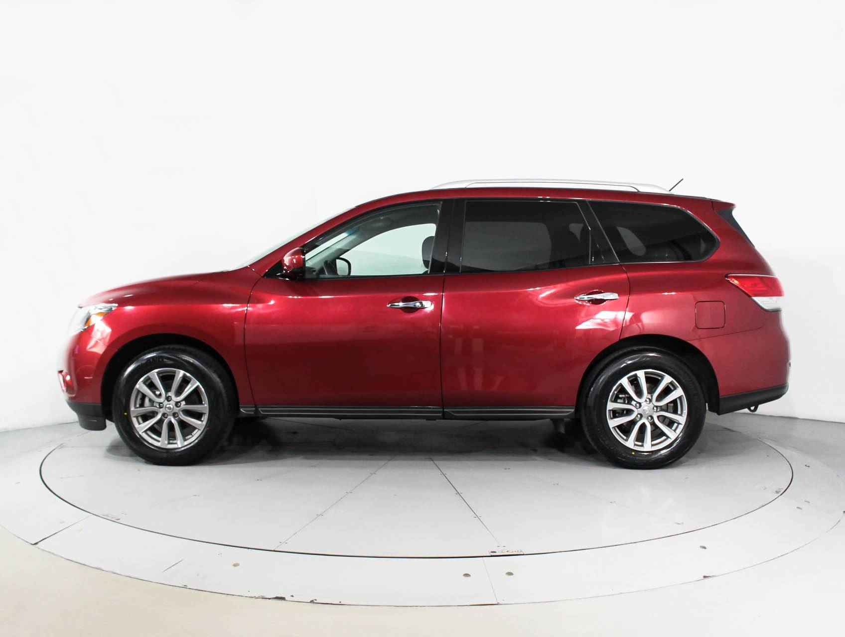 Used 2016 Nissan Pathfinder S Suv For In Miami Fl 89967 Florida Fine Cars