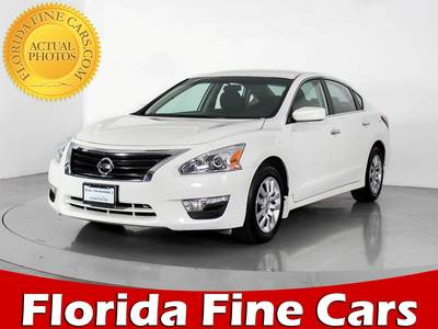 Used NISSAN ALTIMA 2015 WEST PALM S