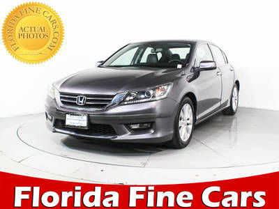Used HONDA ACCORD 2015 WEST PALM EX-L
