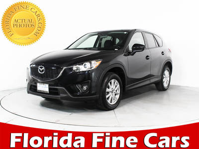 Used MAZDA CX-5 2014 MIAMI Touring Awd