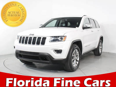 Used JEEP GRAND-CHEROKEE 2015 MIAMI LIMITED