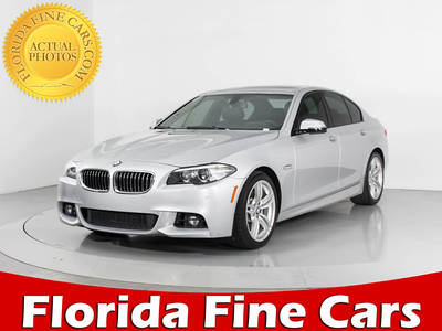 Used BMW 5-SERIES 2015 MARGATE 535i M Sport