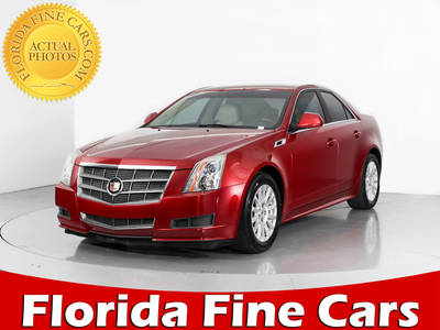 Used CADILLAC CTS 2011 WEST PALM LUXURY