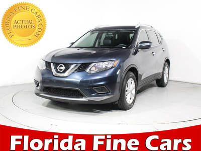 Used NISSAN ROGUE 2014 MIAMI Sv
