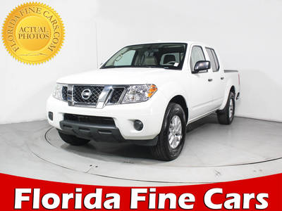 Used NISSAN FRONTIER 2017 MIAMI Sv