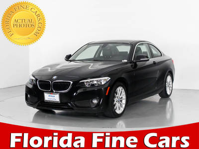 Used BMW 2-SERIES 2014 MARGATE 228I