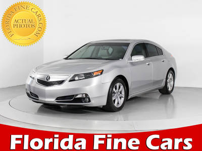 Used ACURA TL 2013 WEST PALM 3.5TL