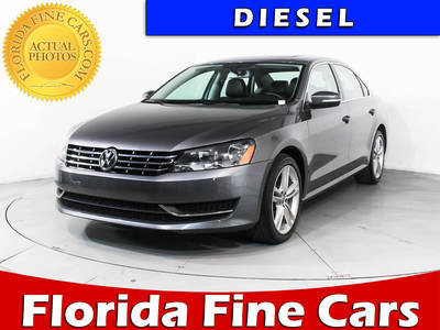 Used VOLKSWAGEN PASSAT 2015 HOLLYWOOD Tdi Se