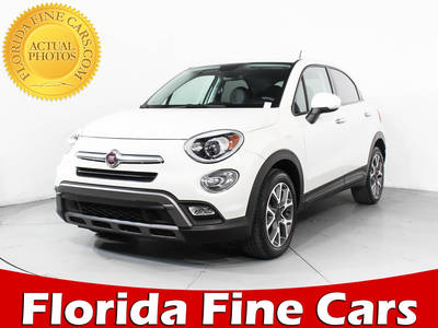 Used FIAT 500X 2016 MARGATE LOUNGE