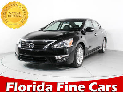 Used NISSAN ALTIMA 2014 MIAMI Sl