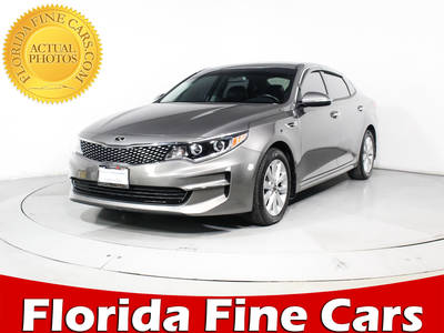 Used KIA OPTIMA 2016 HOLLYWOOD EX