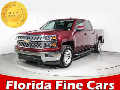 Used CHEVROLET SILVERADO 2015 HOLLYWOOD LT