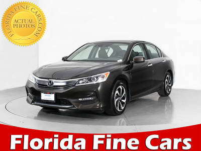 Used HONDA ACCORD 2017 WEST PALM Ex-L