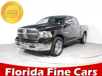 Used RAM 1500 2017 MARGATE SLT BIG HORN
