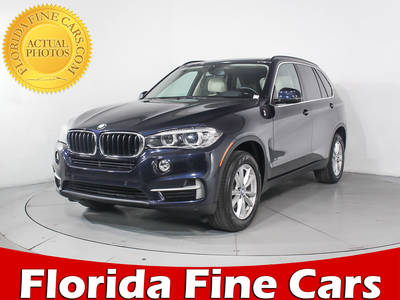 Used BMW X5 2015 MIAMI XDRIVE35D