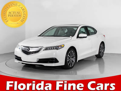 Used ACURA TLX 2015 WEST PALM V6
