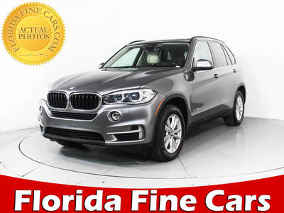Used BMW X5 2015 MARGATE XDRIVE35I