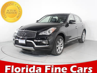Used INFINITI QX50 2017 HOLLYWOOD