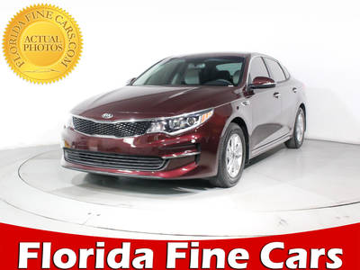 Used KIA OPTIMA 2016 MARGATE LX