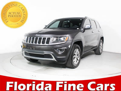 Used JEEP GRAND-CHEROKEE 2015 MARGATE LIMITED