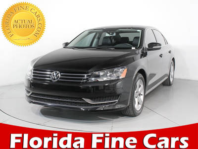 Used VOLKSWAGEN PASSAT 2015 HOLLYWOOD SE