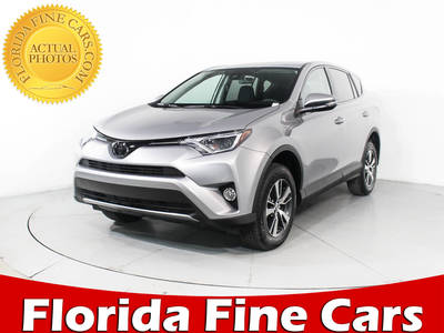 Used TOYOTA RAV4 2018 HOLLYWOOD XLE