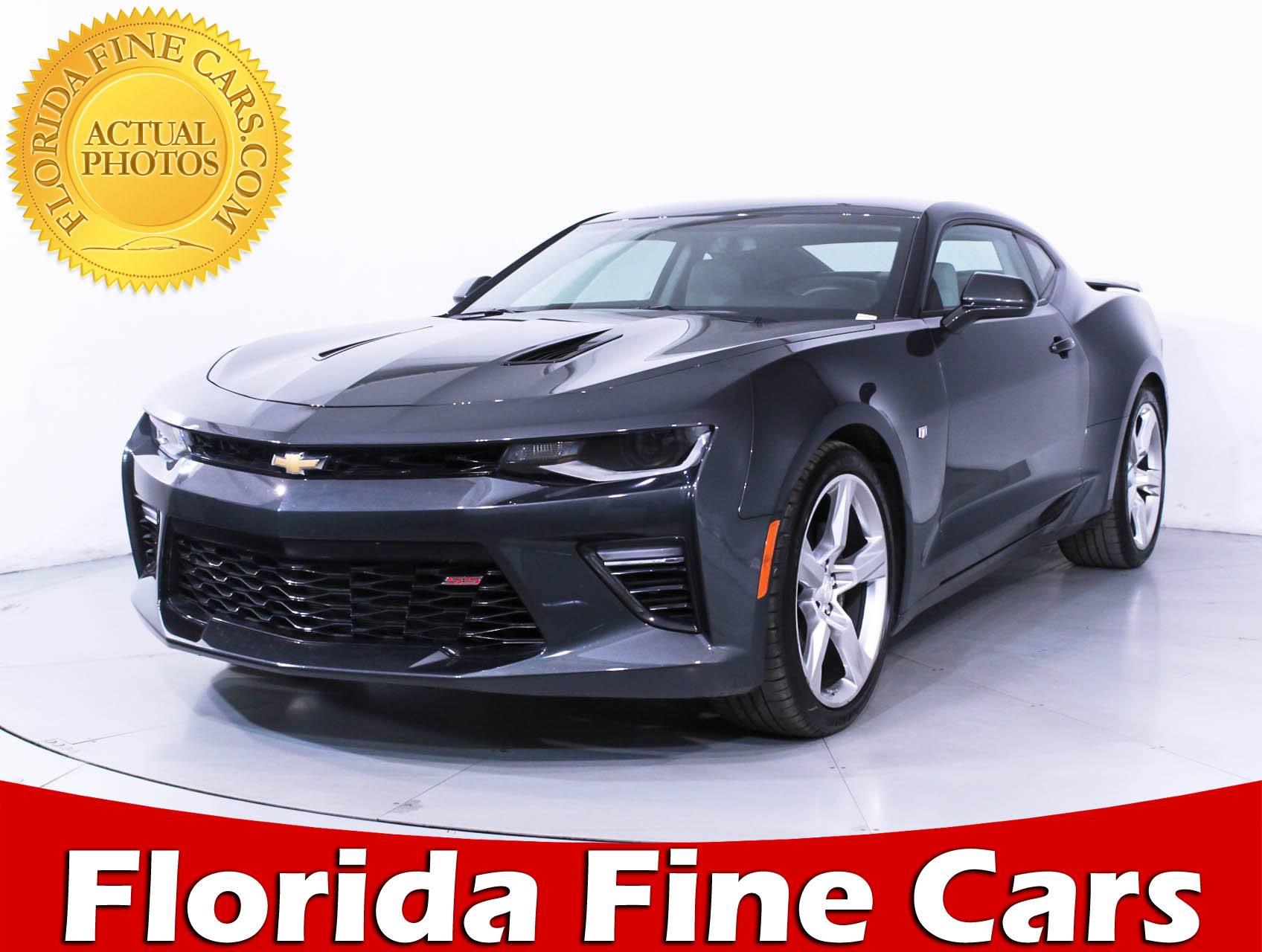Used 2017 CHEVROLET CAMARO 1SS Coupe for sale in MIAMI, FL | 90432 ...