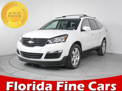 Used CHEVROLET TRAVERSE 2017 MARGATE LS