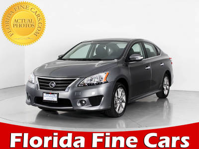 Used NISSAN SENTRA 2015 WEST PALM Sr