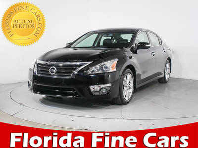 Used NISSAN ALTIMA 2015 MIAMI Sl