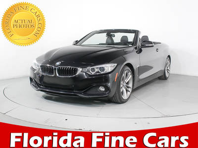 Used BMW 4-SERIES 2015 MIAMI 428I SULEV