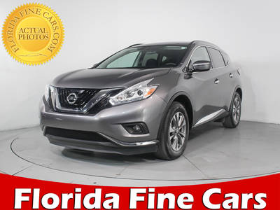Used NISSAN MURANO 2016 MARGATE Sv
