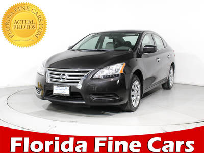 Used NISSAN SENTRA 2014 MARGATE S