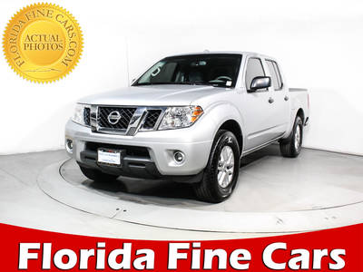 Used NISSAN FRONTIER 2016 MIAMI Sv
