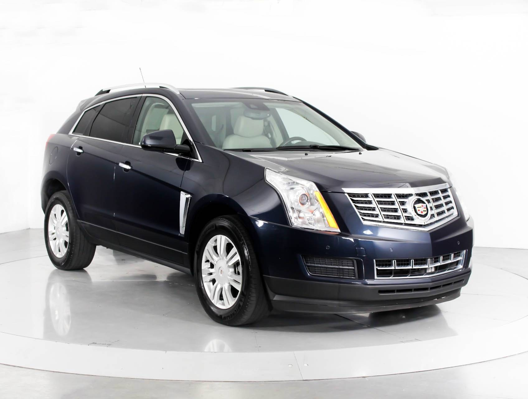 Used 2015 CADILLAC SRX LUXURY SUV for sale in MIAMI FL
